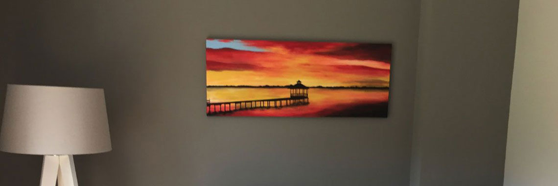 CANVAS PAINTING SERVICE